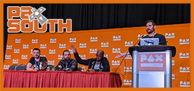 "[PAX South 2020]  ""Predator – Movie to Video Game"" (Panel)"